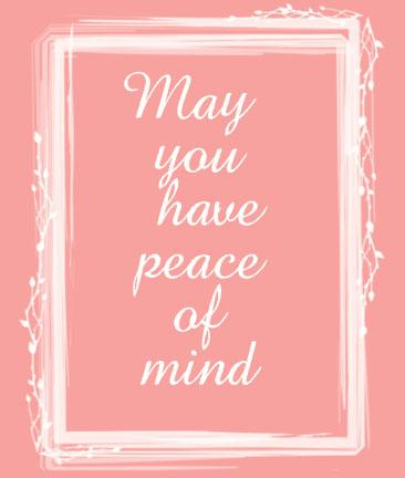 may you…