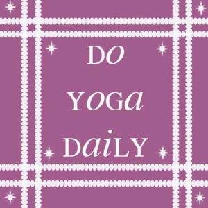 do yoga!